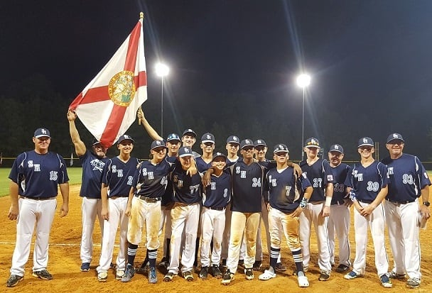 team florida baseball team