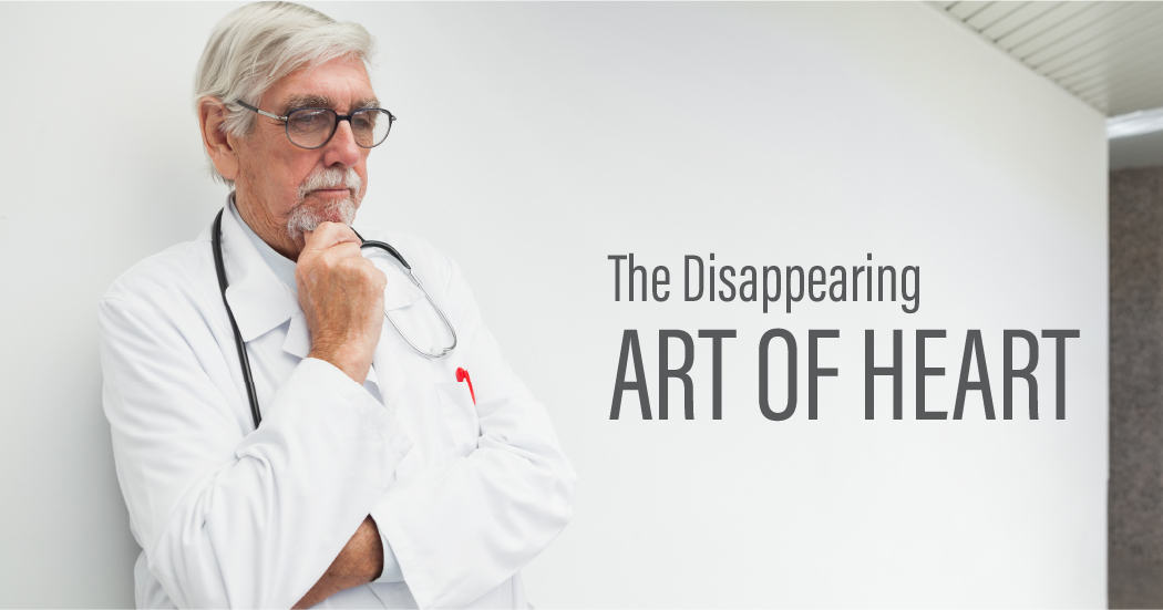 The Disappearing Art of Heart